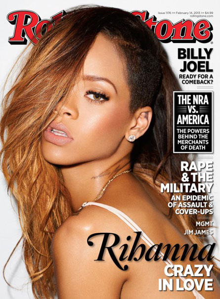 rihanna rolling stone march