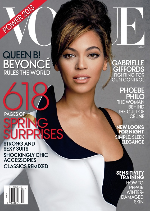 bey vogue march