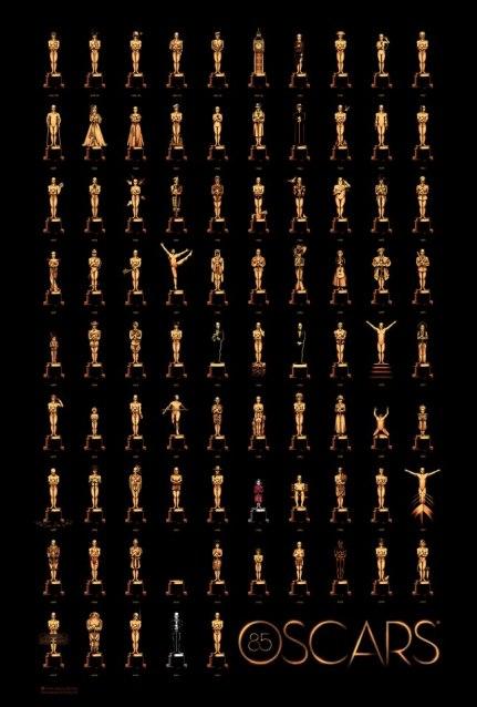 Oscars via Fubiz