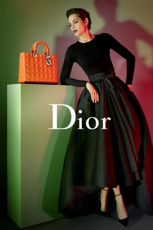Marion Cotillard Handbag line