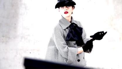 Marion Cotillard's metamorphosis for Dior