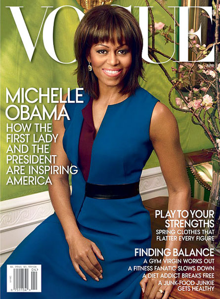 Michelle Obama for Vogue US