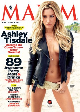 Ashley Tisdale for Maxim