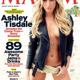 Ashley Tisdale for Maxim
