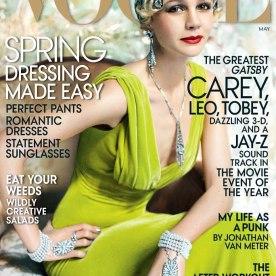 Carey Mulligan for Vogue