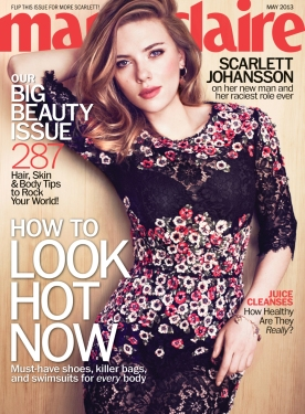 Scarlett Johansson Marie Claire Us