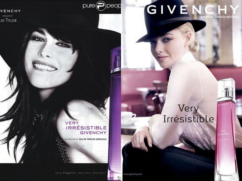 Livtyler Amanda seyfried Givenchy