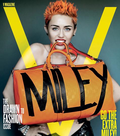 Miley Cyrus Vmag JUNE3