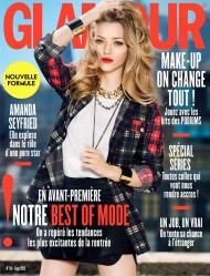 Amanda Seyfried for Glamour
