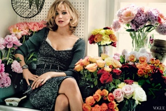 Jennifer Lawrence for Vogue 2