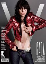 Lady Gaga for V mag