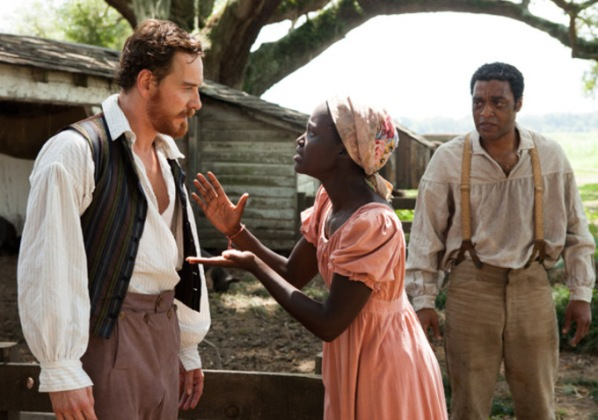 Oscar Contenders Ejiofor, Fassbender and Nyong'o