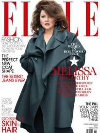 Melissa McCarthy on Elle