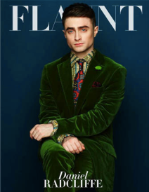 Harry Potter for Flaunt