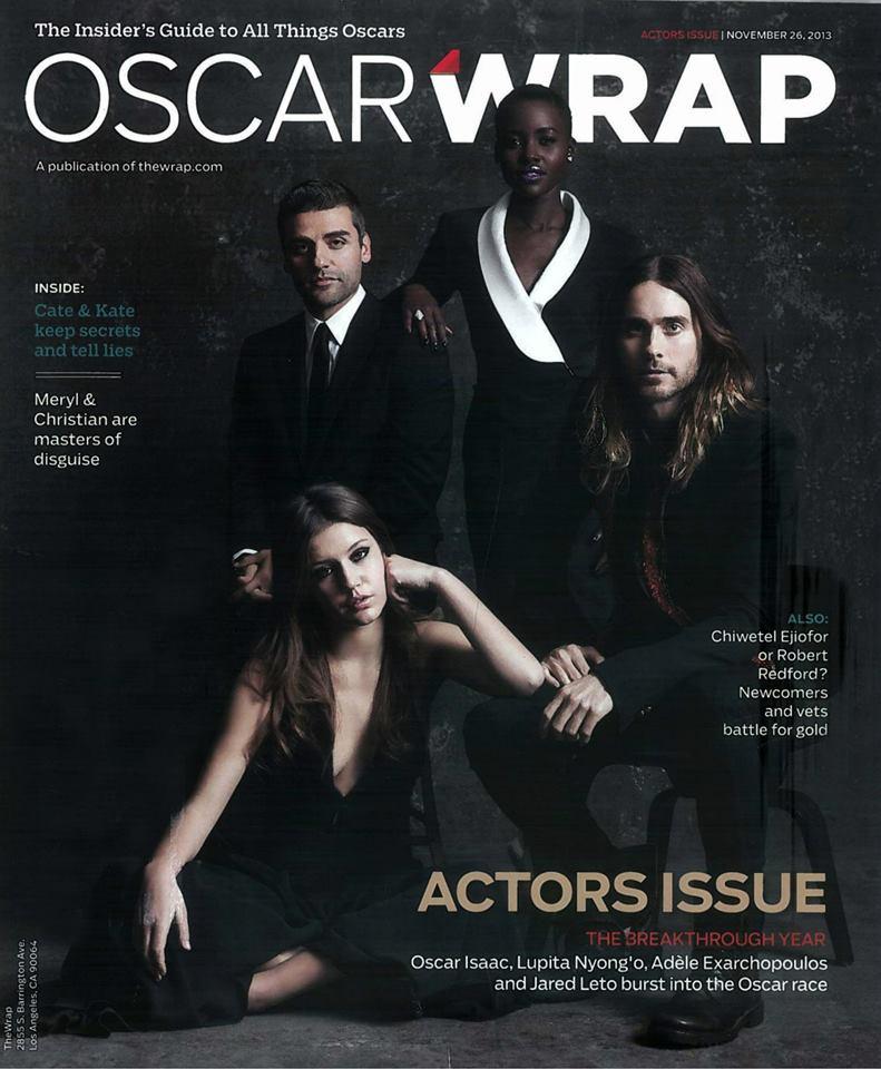 Actor issue on Oscar Wrap