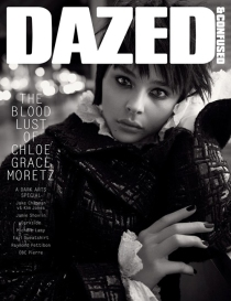 Chloe Grace Moretz for Dazed and Confused