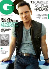 Michael Fassebender (Fassy) on GQ