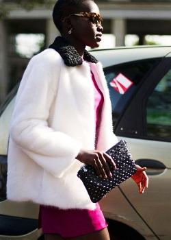 lupita paris fashion week