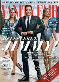 Jimmy Fallon on Vanity Fair