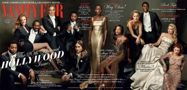 Vanity Faire Oscar Issue