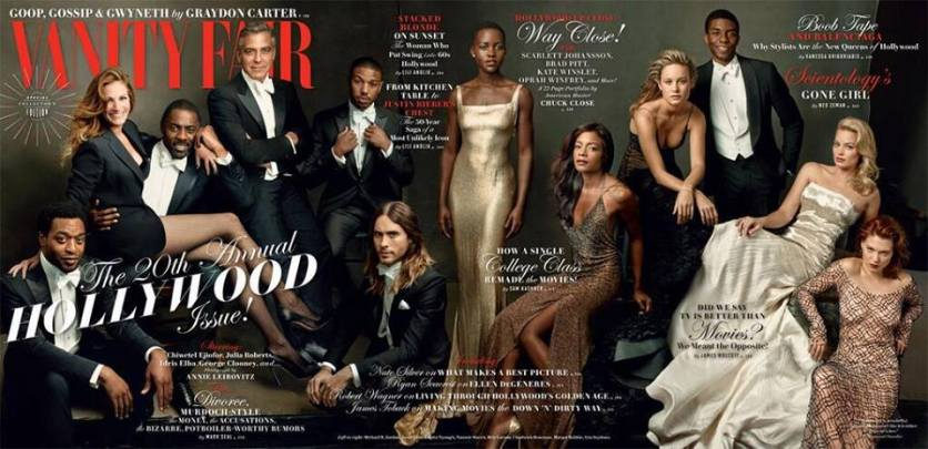 Vanity Faire Oscar Issue