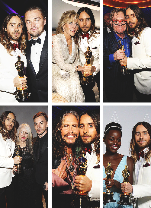 jared leto a list