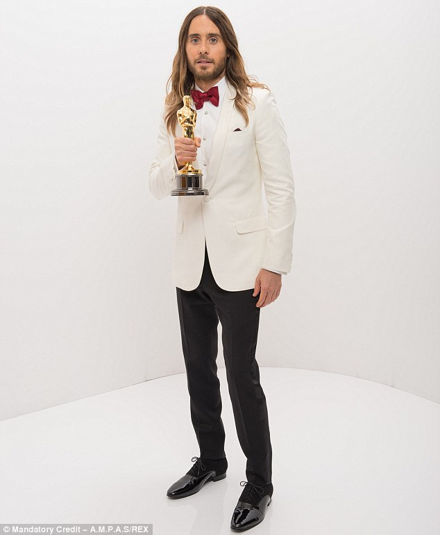 jared leto best supporting actor oscar