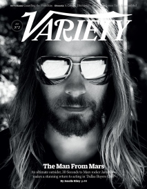 Jared Leto on Variety