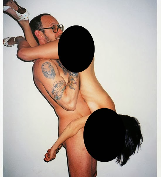 Terry Richardson blowjob