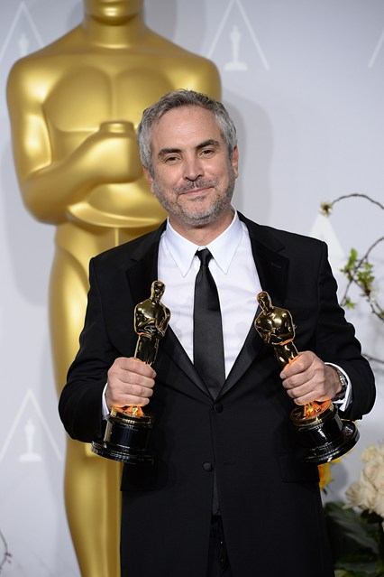 WINNER Alfonso Cuaron, Gravity