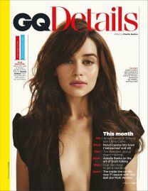 Emilia Clarke for GQ Magazine