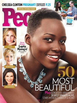 Lupita The Great on People Mag