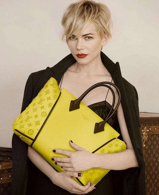 michelle williams x louis vuitton4