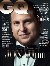 Jonah Hill on GQ British