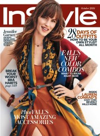 Jennifer Garner for Instyle