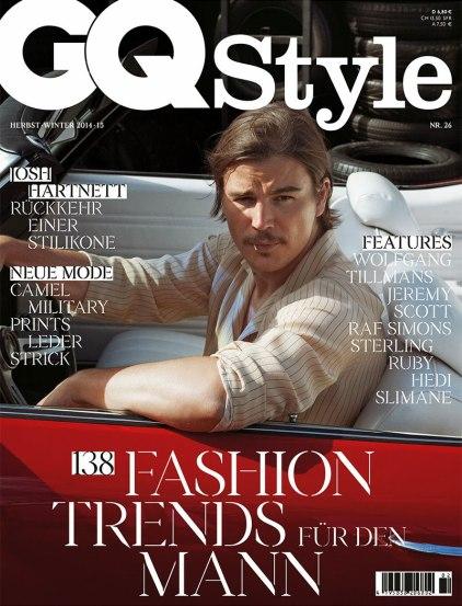 Josh Hatnett for GQ Style