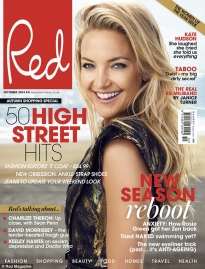 Kate Hudson on Red