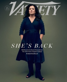 Rosie O'donnel on Variety