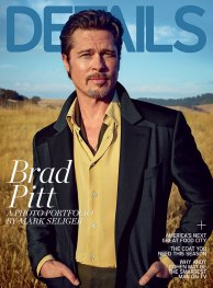 Brad Pitt on Details