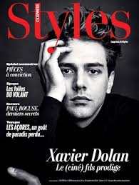 Xavier Dolan on Styles