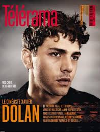 Xavier Dolan on Telerama