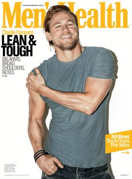 Charlie Hunnam for Health