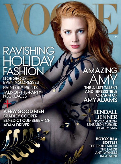 Amy Adams for Vogue