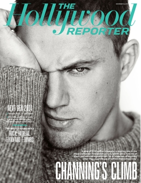 Channing Tatum for THR
