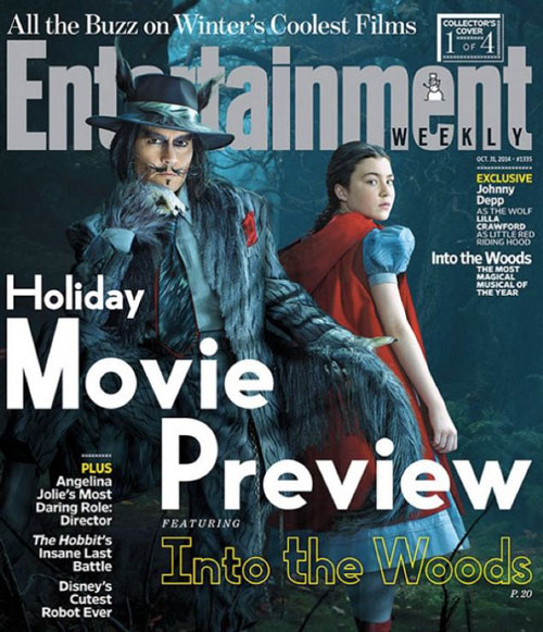 NOV Depp on Entertainment2014