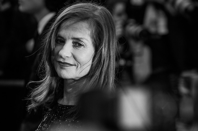 isabelle hupert cannes 2015