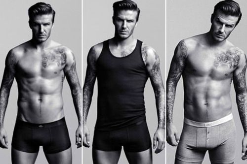 David Beckham Bodywear at H&M