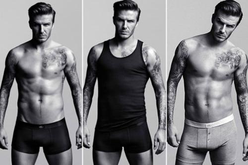 David Beckham Bodywear at H&M