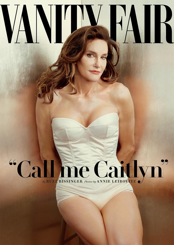 Caitlyn Jenner on Vanity Fair